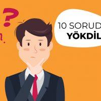10 Soruda YÖKDİL