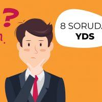 8 Soruda YDS